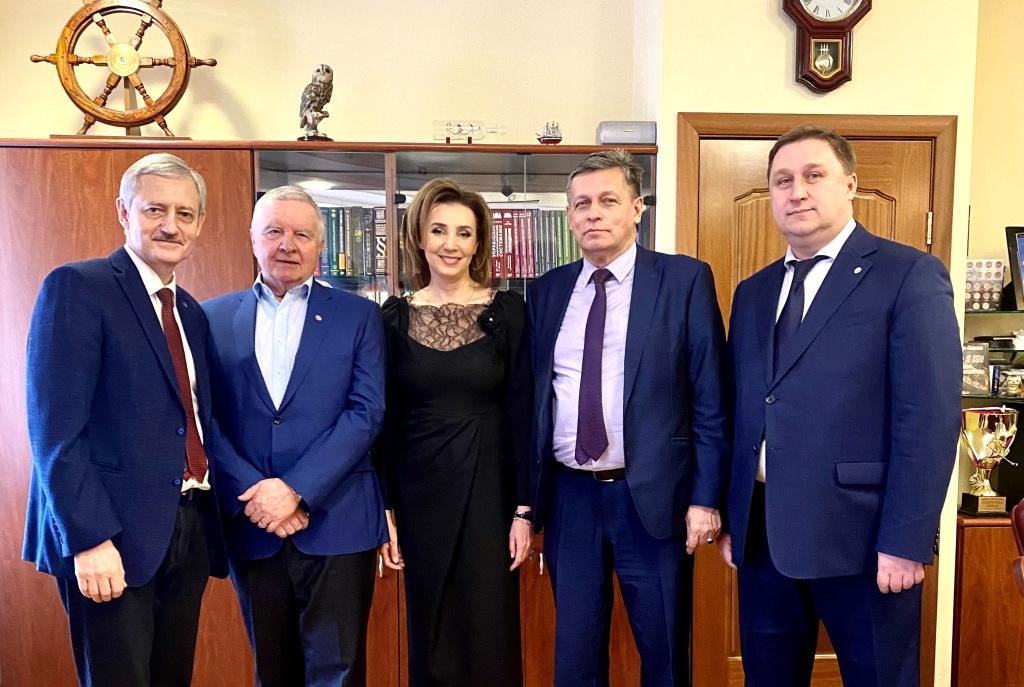Встреча с Рифатом Сабитовым
