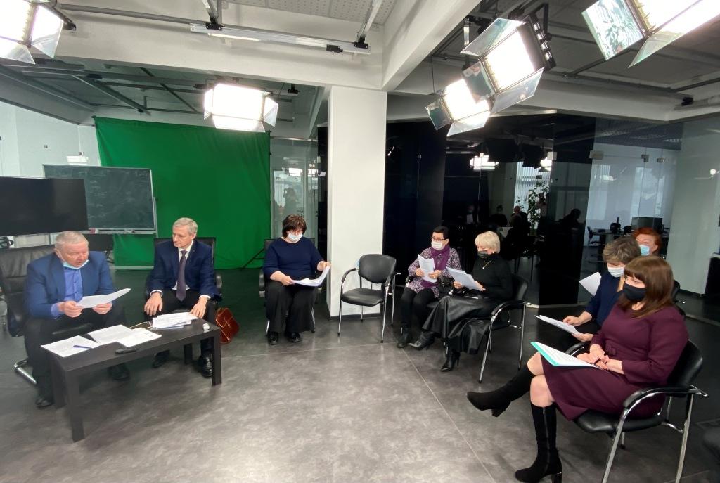 Заседание Общественного штаба Самарской области по независимому общественному наблюдению за выборами