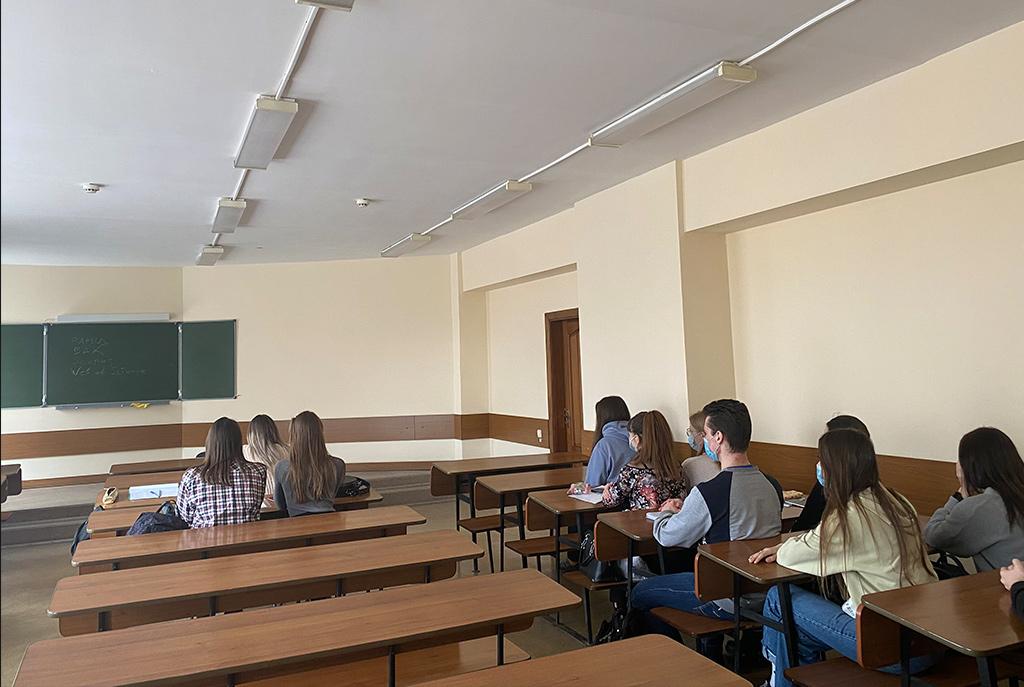 Мастер-класс для молодых ученых