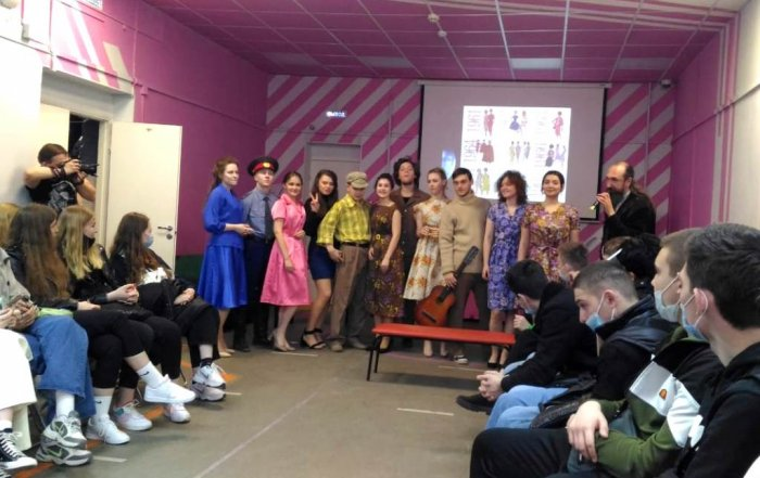 День космонавтики – в Самарской областной юношеской библиотеке