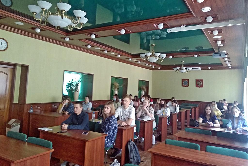 Ежегодная студенческая научно-практическая конференция