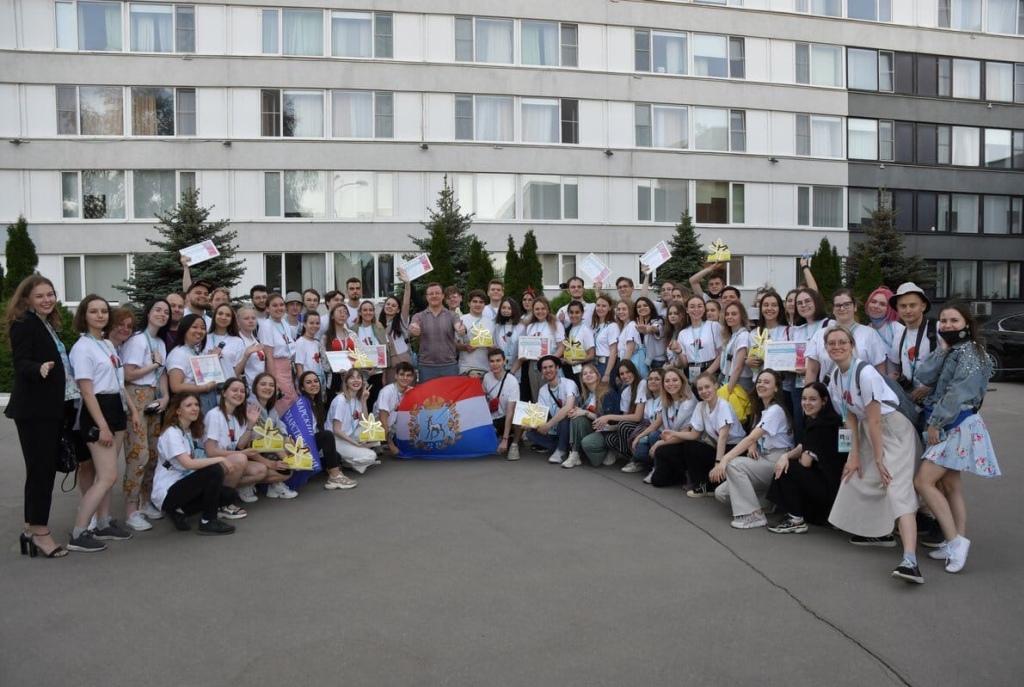 Поздравляем Георгия Турченко – лауреата Российской студвесны!