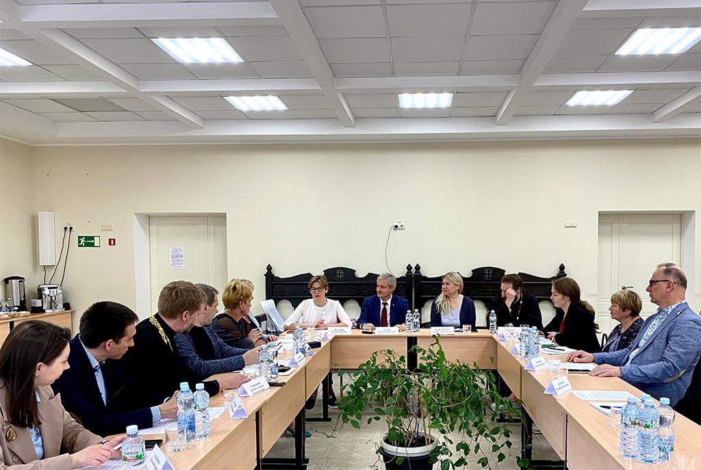 Заседание комиссий ОПСО по образованию и науке