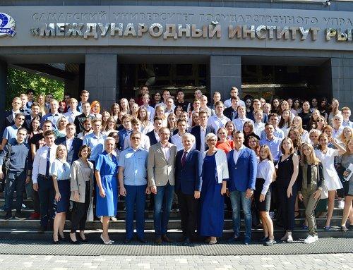 Университет «МИР» вошел в новый учебный год